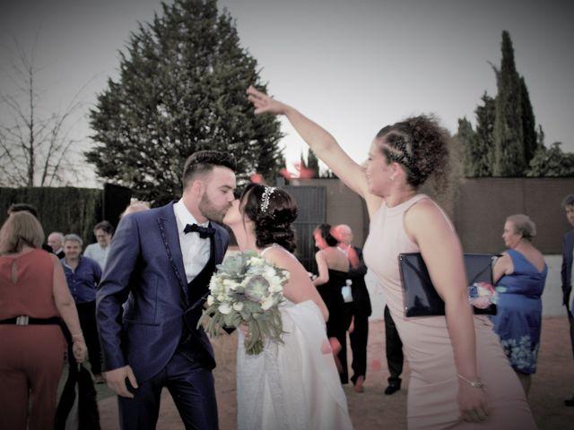La boda de Nacho y Marypaz en Huetor Vega, Granada 40