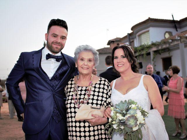 La boda de Nacho y Marypaz en Huetor Vega, Granada 41