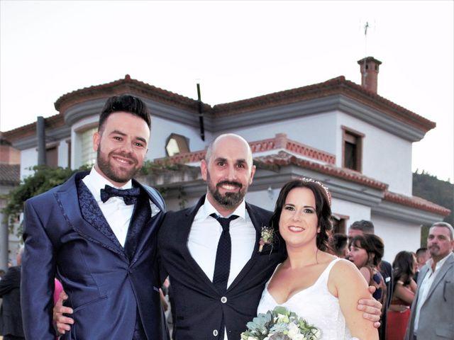 La boda de Nacho y Marypaz en Huetor Vega, Granada 42