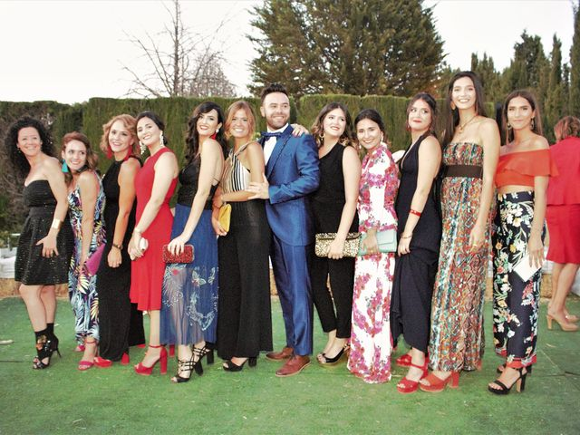 La boda de Nacho y Marypaz en Huetor Vega, Granada 43