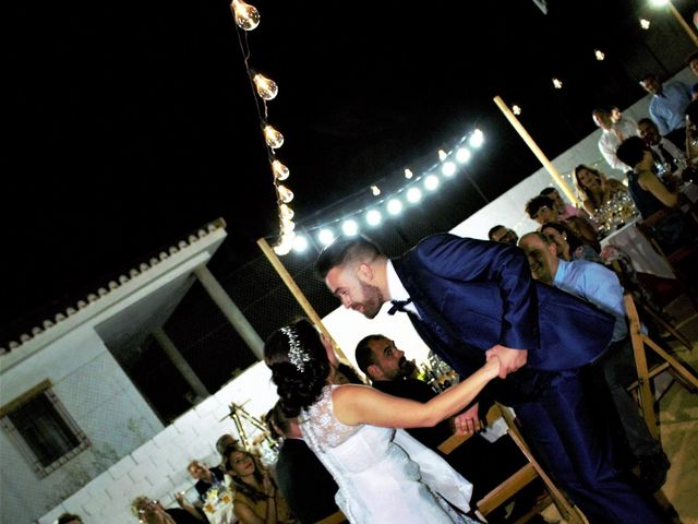 La boda de Nacho y Marypaz en Huetor Vega, Granada 45