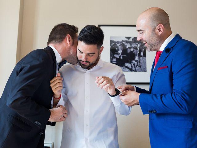 La boda de Humberto y Gabi en Collado Villalba, Madrid 2