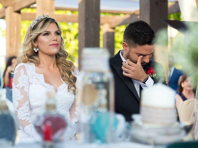 La boda de Humberto y Gabi en Collado Villalba, Madrid 1
