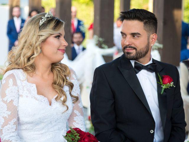 La boda de Humberto y Gabi en Collado Villalba, Madrid 14