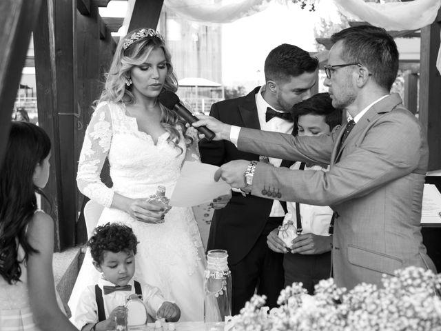 La boda de Humberto y Gabi en Collado Villalba, Madrid 15