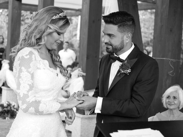 La boda de Humberto y Gabi en Collado Villalba, Madrid 17
