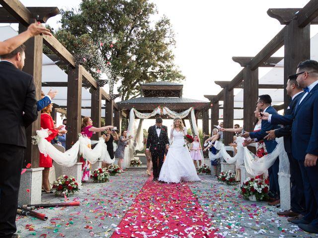 La boda de Humberto y Gabi en Collado Villalba, Madrid 19