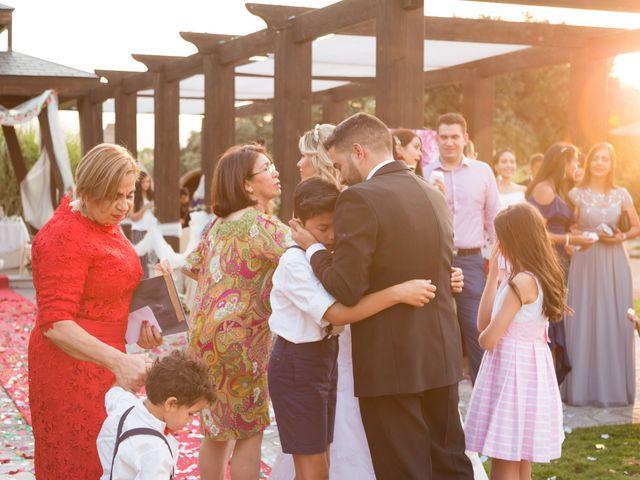 La boda de Humberto y Gabi en Collado Villalba, Madrid 20