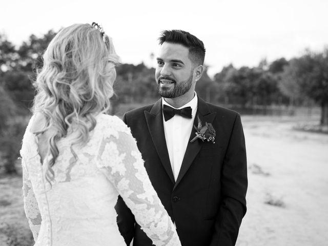 La boda de Humberto y Gabi en Collado Villalba, Madrid 21