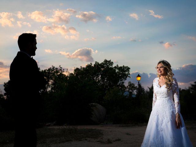 La boda de Humberto y Gabi en Collado Villalba, Madrid 22