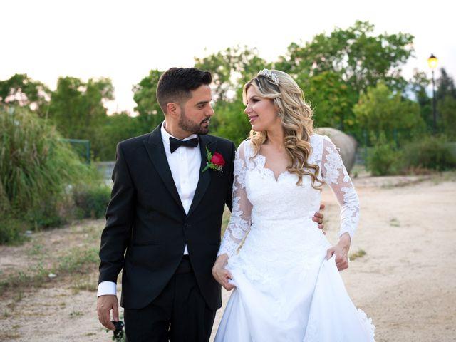 La boda de Humberto y Gabi en Collado Villalba, Madrid 23