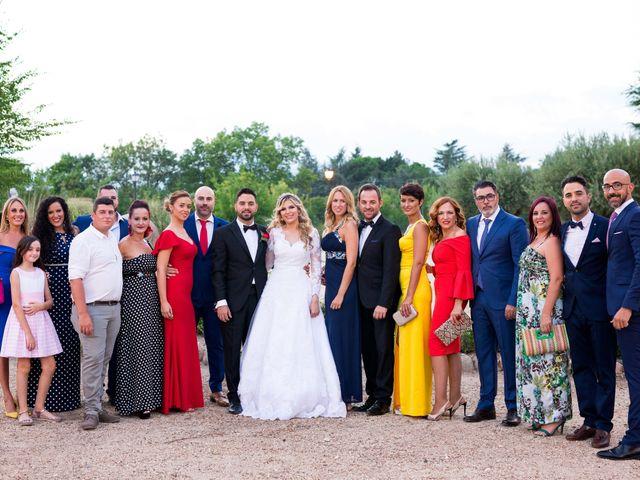 La boda de Humberto y Gabi en Collado Villalba, Madrid 24