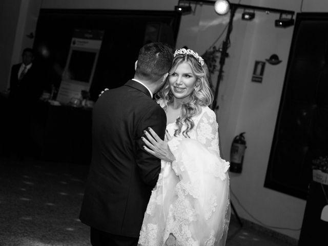 La boda de Humberto y Gabi en Collado Villalba, Madrid 26