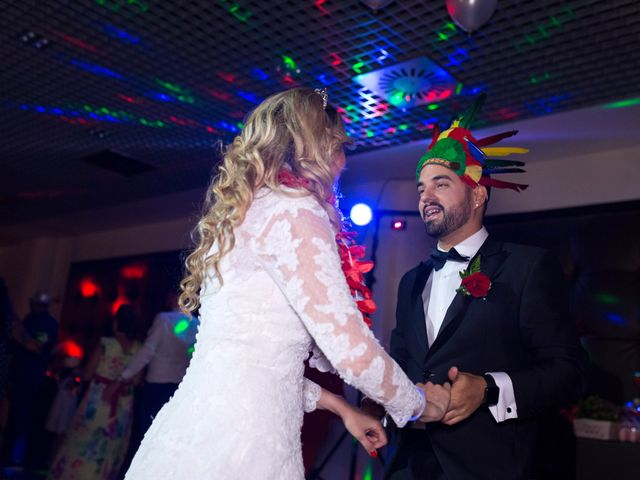 La boda de Humberto y Gabi en Collado Villalba, Madrid 30