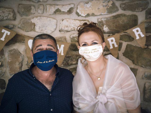 La boda de Josep Ma y Montse en Montgai, Lleida 16