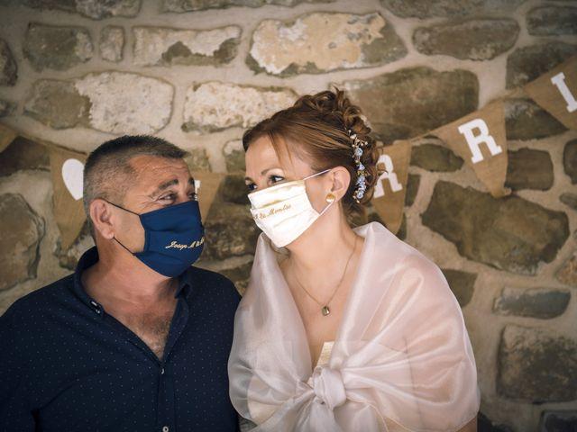 La boda de Josep Ma y Montse en Montgai, Lleida 17