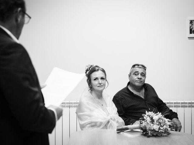 La boda de Josep Ma y Montse en Montgai, Lleida 25