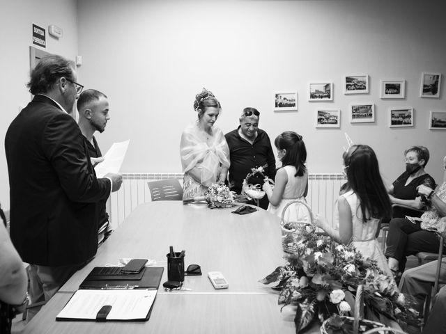 La boda de Josep Ma y Montse en Montgai, Lleida 27
