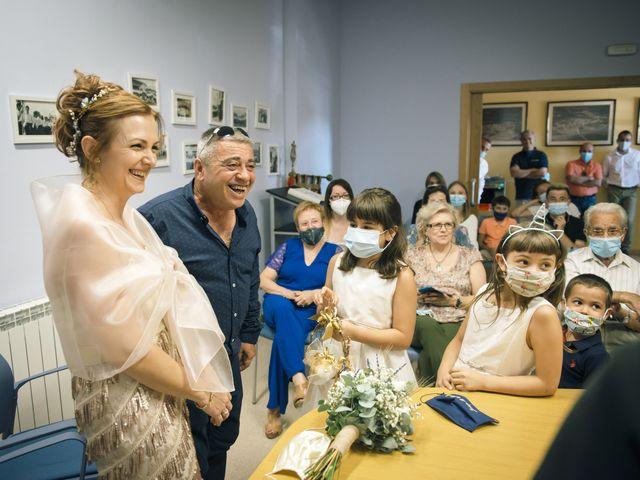 La boda de Josep Ma y Montse en Montgai, Lleida 28