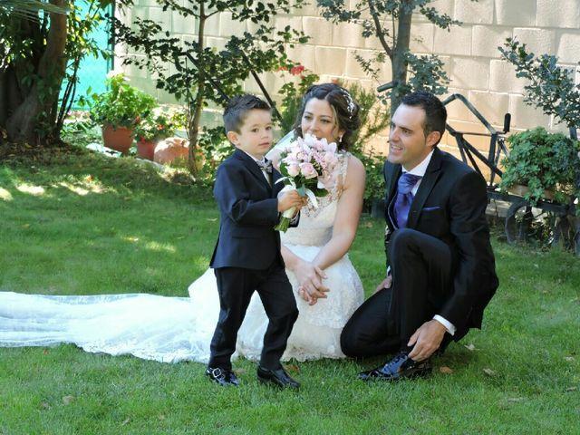 La boda de David y Sara en Tarazona, Zaragoza 1
