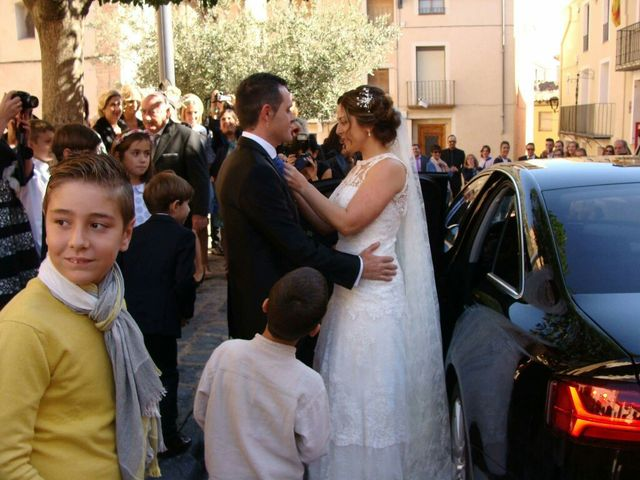La boda de David y Sara en Tarazona, Zaragoza 2