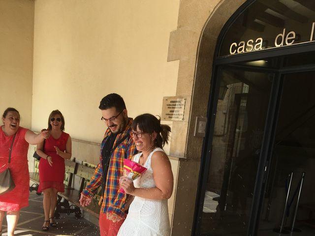 La boda de Albert y Gisela en Montbrio Del Camp, Tarragona 3