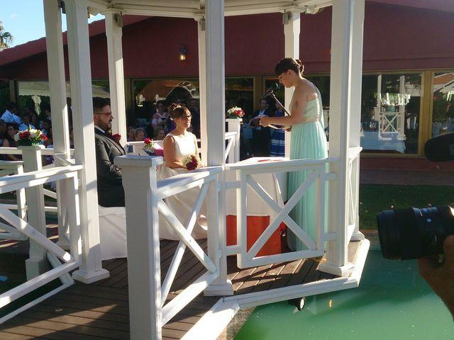 La boda de Albert y Gisela en Montbrio Del Camp, Tarragona 4