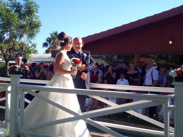 La boda de Albert y Gisela en Montbrio Del Camp, Tarragona 10