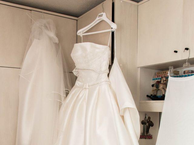 La boda de Alejandro y Naomi en Santomera, Murcia 4