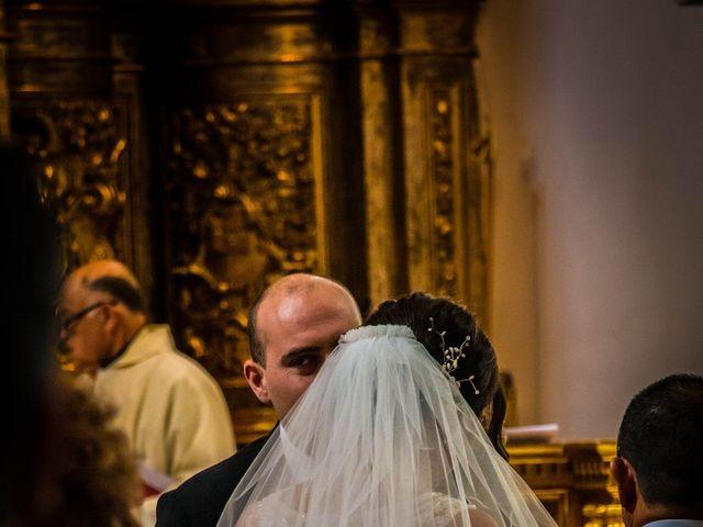 La boda de Alejandro y Naomi en Santomera, Murcia 19