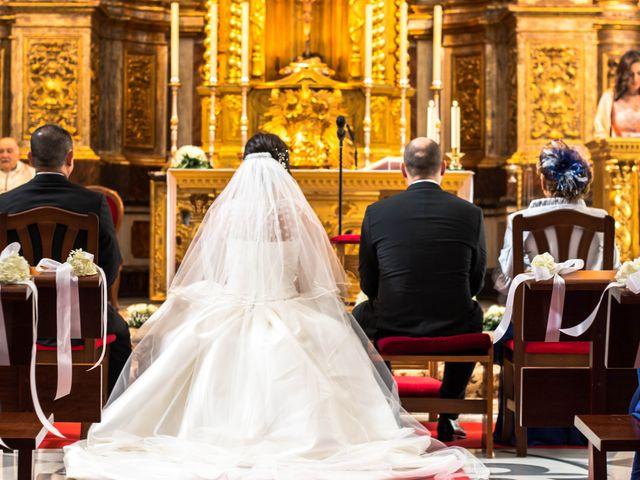 La boda de Alejandro y Naomi en Santomera, Murcia 20