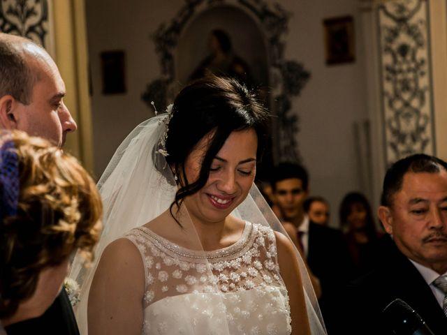 La boda de Alejandro y Naomi en Santomera, Murcia 21