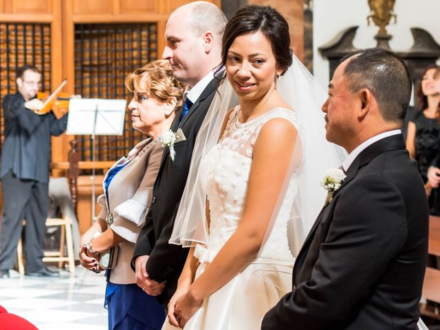 La boda de Alejandro y Naomi en Santomera, Murcia 1