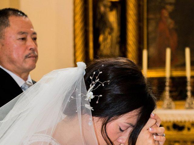 La boda de Alejandro y Naomi en Santomera, Murcia 22