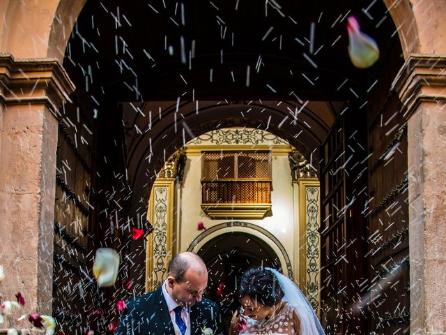 La boda de Alejandro y Naomi en Santomera, Murcia 2