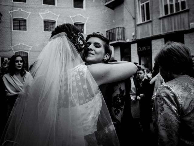La boda de Alejandro y Naomi en Santomera, Murcia 26