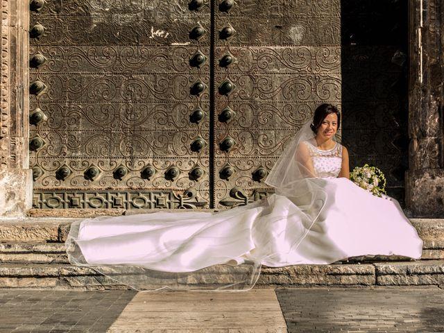 La boda de Alejandro y Naomi en Santomera, Murcia 28