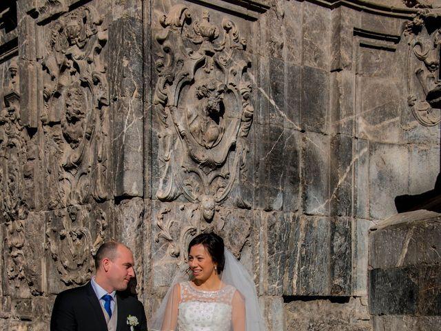 La boda de Alejandro y Naomi en Santomera, Murcia 31