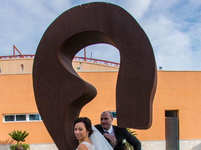 La boda de Alejandro y Naomi en Santomera, Murcia 34
