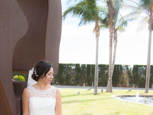 La boda de Alejandro y Naomi en Santomera, Murcia 35