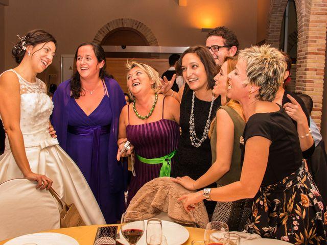 La boda de Alejandro y Naomi en Santomera, Murcia 37