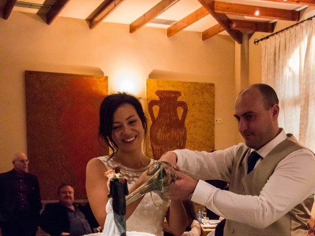 La boda de Alejandro y Naomi en Santomera, Murcia 38
