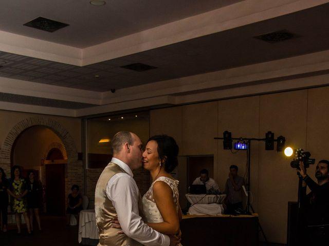La boda de Alejandro y Naomi en Santomera, Murcia 39