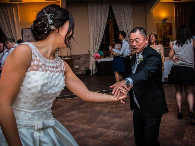 La boda de Alejandro y Naomi en Santomera, Murcia 42