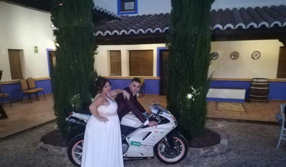La boda de Christopher y Estela en Ciudad Real, Ciudad Real