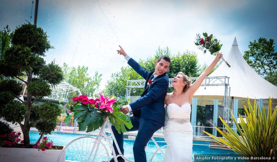 La boda de Sergio y Andrea en El Bruc, Barcelona