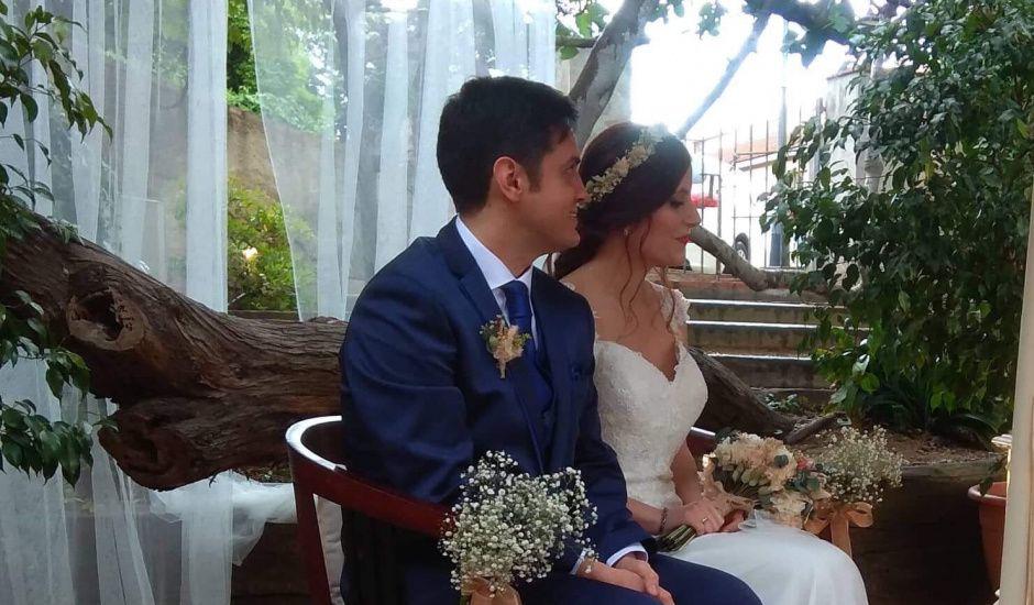 La boda de Esteve y Verònica en Cabrils, Barcelona