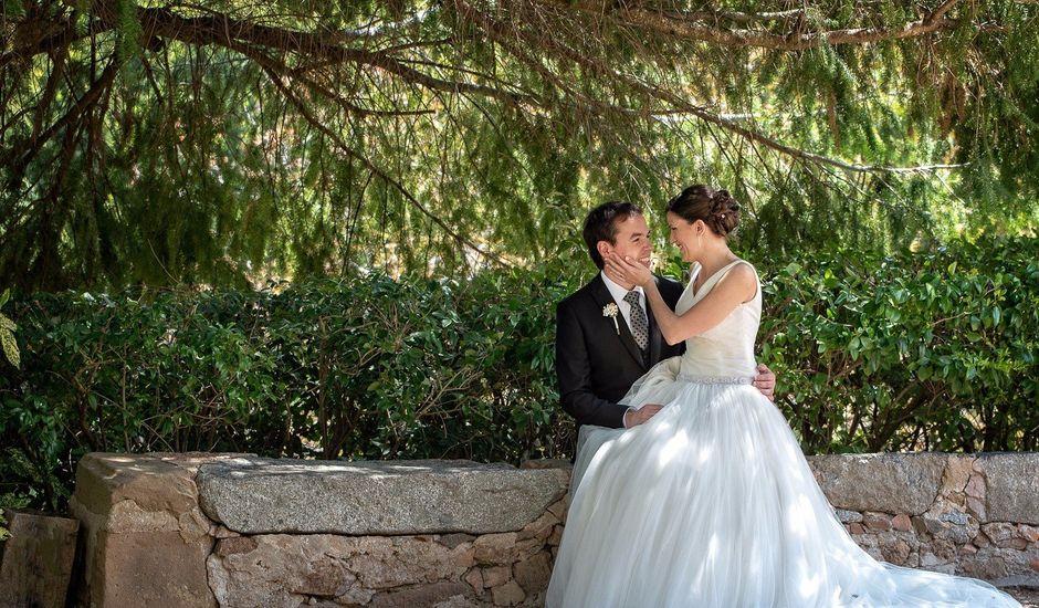 La boda de Xesc y Cristina en Viladrau, Girona