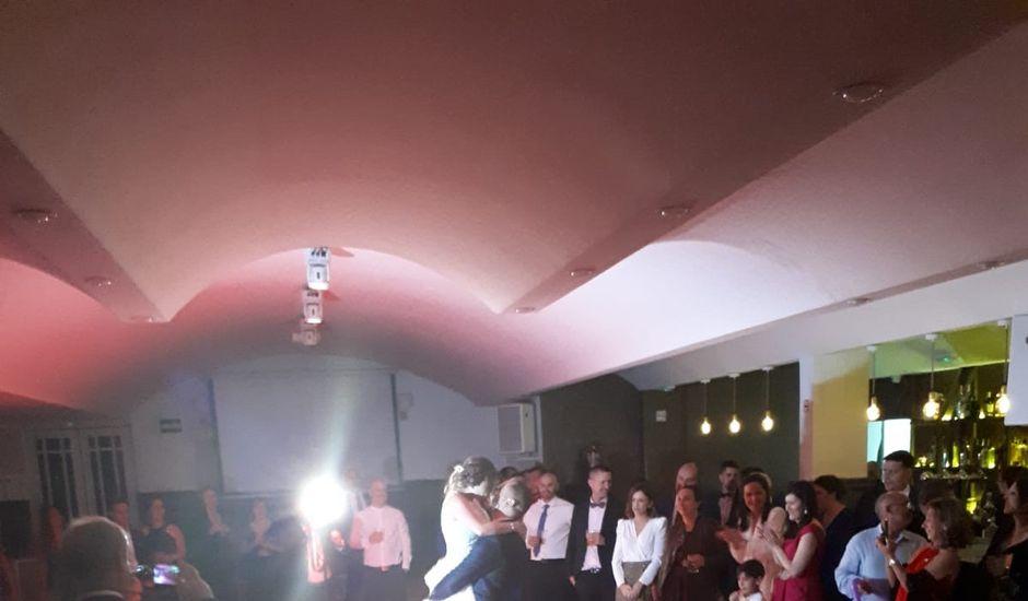 La boda de Virginia y Sergio  en Villalbilla, Madrid