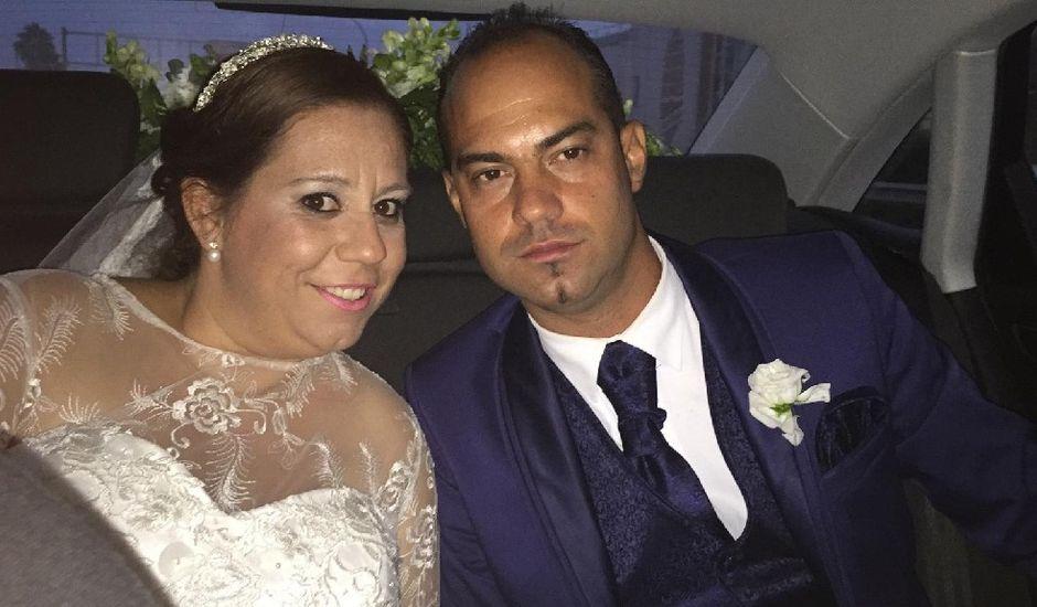 La boda de Antonio Jesús y Ana Belén  en Málaga, Málaga